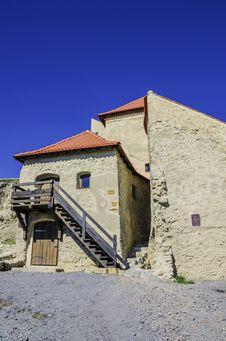 Free Rupea Fortress &x28;transylvania Romania&x29; Stock Images - 35102964