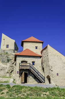 Free Rupea Fortress &x28;transylvania Romania&x29; Royalty Free Stock Photography - 35102977