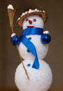 Free Christmas Toysnowman Stock Images - 35112324