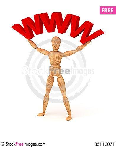 Free Internet Concept Stock Image - 35113071