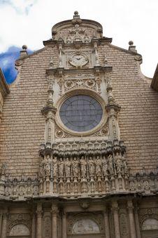 Free Spain. Catalonia. Montserrat. Royalty Free Stock Photos - 35118968