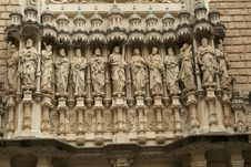 Free Spain. Catalonia. Montserrat. Stock Photography - 35118992