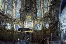 Free Spain. Catalonia. Montserrat. Royalty Free Stock Photo - 35119005