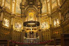 Free Spain. Catalonia. Montserrat. Royalty Free Stock Photography - 35119067