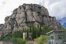 Free Spain. Catalonia. Montserrat. Royalty Free Stock Photography - 35119147