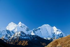 Free Mountains Landscape Himalayas Royalty Free Stock Images - 35120609