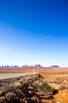 Free Monument Valley National Park, Arizona Stock Photography - 35122042