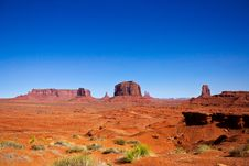 Free Monument Valley National Park, Arizona Stock Photo - 35122430
