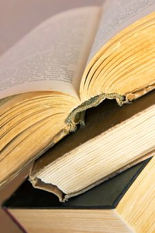 Free Books Opebed. Stock Images - 35127954