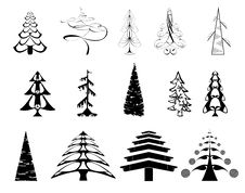 Free Christmas Tree Stock Images - 35128514