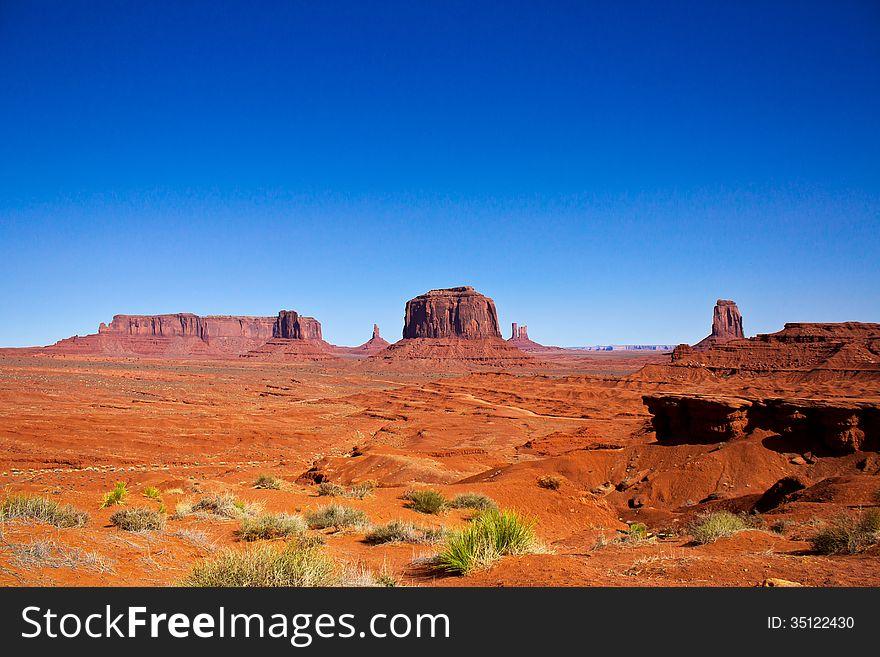 Monument Valley National Park, Arizona