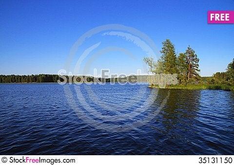 Free Finland Landscape Stock Photo - 35131150