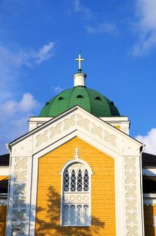 Free Kerimäki Church Stock Photography - 35130312
