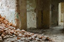 Free Abandoned Building Stock Photo - 35130490