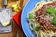 Free Spaghetti Royalty Free Stock Image - 35133596