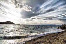 Free Sea Landscape Stock Photography - 35134632