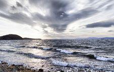 Free Sea Landscape Stock Image - 35134661