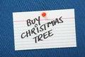 Free Buy Christmas Tree Stock Images - 35143304