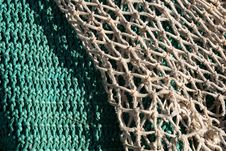 Free Fishing Net Royalty Free Stock Photos - 35141688