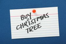 Free Buy Christmas Tree Stock Images - 35143304