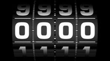 Free 2013 Step Counter Royalty Free Stock Photography - 35153207