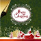 Free Merry Christmas Background. Royalty Free Stock Photos - 35158138