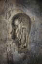Free African Head Sculpture Royalty Free Stock Photography - 35161087