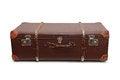 Free Old Big Suitcase Royalty Free Stock Photo - 35171885