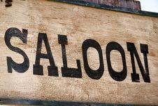 Free Saloon Stock Photos - 35174473