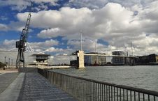 Free Docklands, Excel London, Great Britain Stock Photos - 35175613