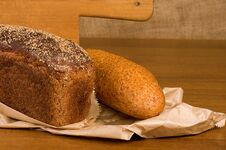 Free Traditional Bread Royalty Free Stock Image - 35177486