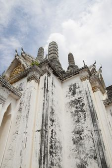 Ancient Architecture Royalty Free Stock Images