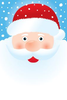 Free Santa Claus Portrait Royalty Free Stock Image - 35179566