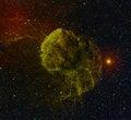 Free The Jellyfish Nebula Stock Image - 35185241