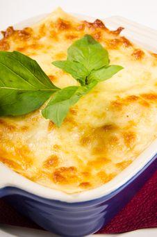 Free Lasagna Stock Photo - 35181010