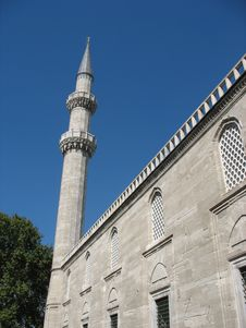 Free Suleymaniye Mosque Royalty Free Stock Photography - 35183567