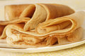 Free Pancakes Royalty Free Stock Photo - 35194395