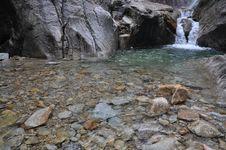 Free The Ravine Stream Stock Images - 35191804