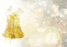 Free Christmas Bell Background Stock Images - 35194684