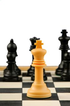 Free Chess-men Stock Photo - 3520930