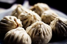 Free Chinese Steamed Buns Stock Images - 3521364