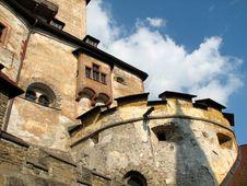 Free Orava Castle Royalty Free Stock Image - 3521426
