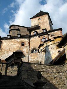 Free Orava Castle Stock Photo - 3521540