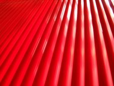 Free Red Glowing Blinds Background Stock Photos - 3522293
