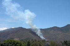 Free Smoke - Guatemala Stock Images - 3522424