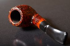 Free Smoking Pipe Royalty Free Stock Photos - 3523188