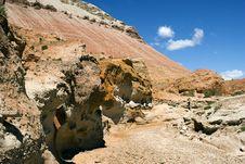 Free Sandstone Paleontology Stock Image - 3525121