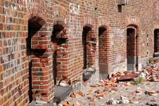Free Brick Wall Stock Images - 3526054