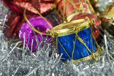 Free Christmas Tree Decorations Stock Image - 3527171