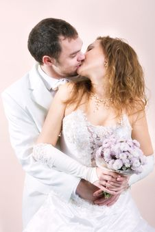Free The Kiss Stock Photo - 3527310